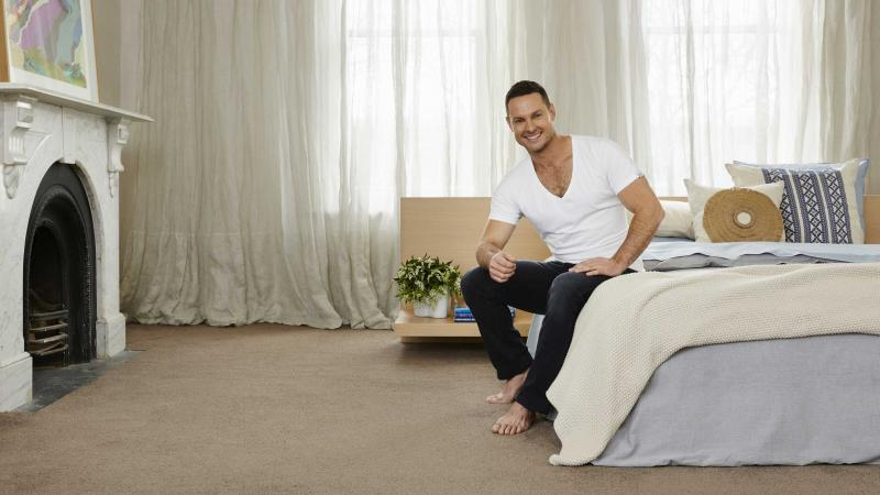 Darren Palmer's tips on how to create an inviting bed
